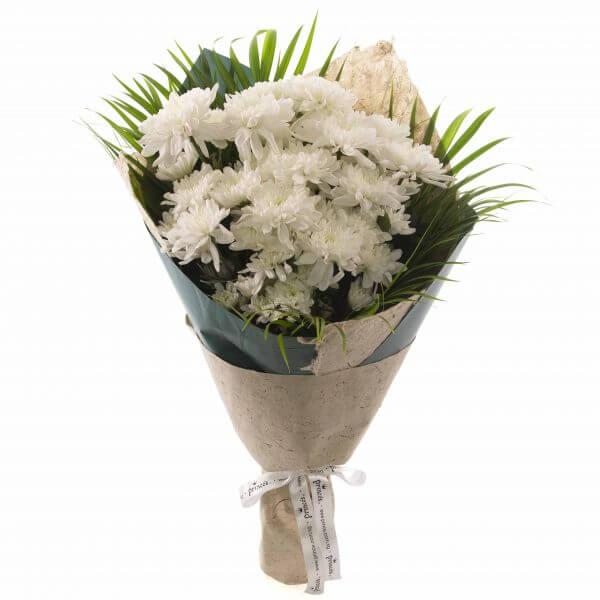 Condolence bouquet - Eternal Purity