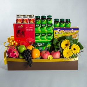 Get Well Soon Hamper - Sweet Thoughts