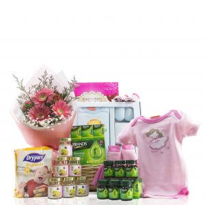 Baby hamper Singapore bountiful baby blessings