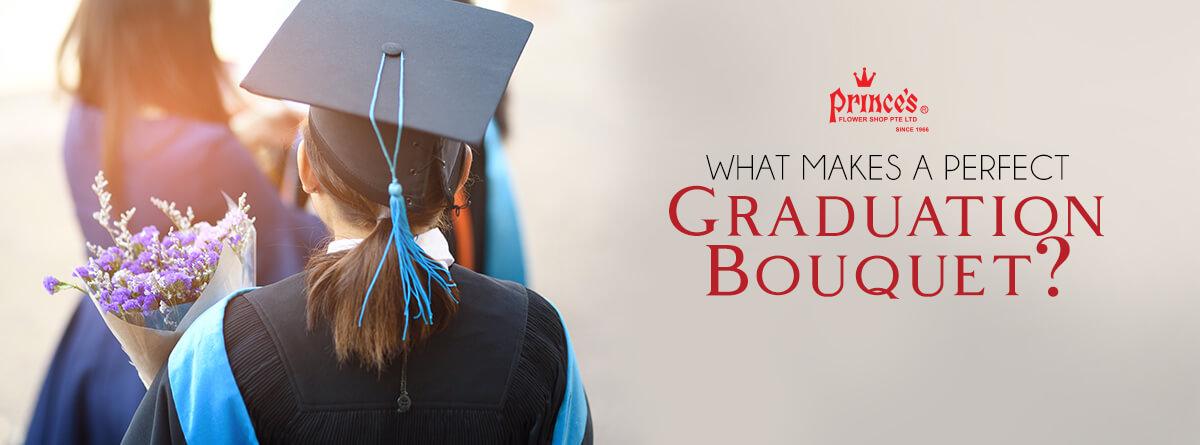 What Makes A Perfect Graduation Bouquet?