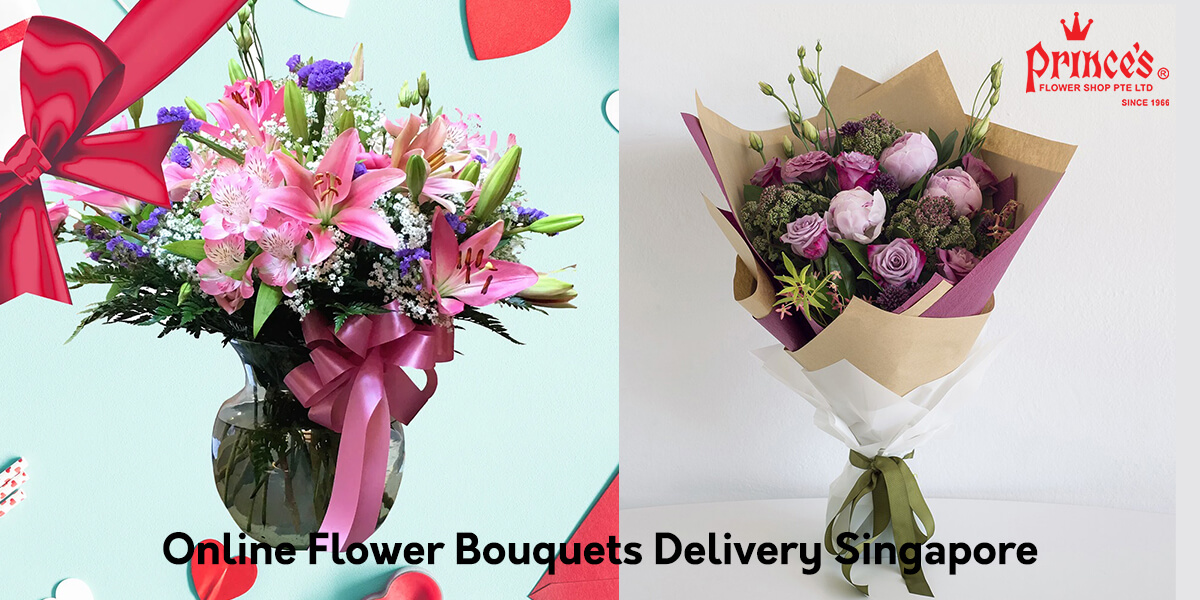 6 Valentines Flower Bouquets For Every Budget