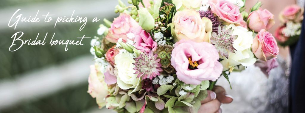 A Guide To Picking The Perfect Bridal Bouquet