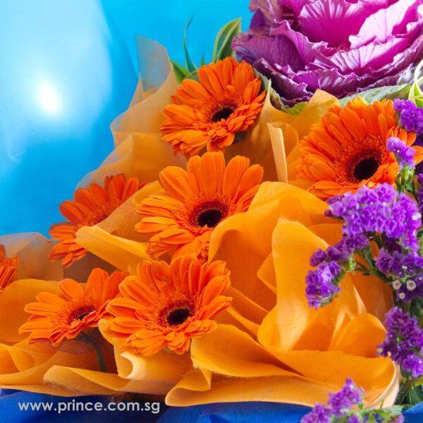Grand Opening Flower - Blooming Abundance