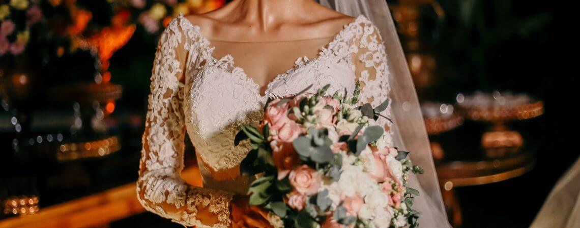 Top Bridal Bouquet Wedding Flowers in Singapore