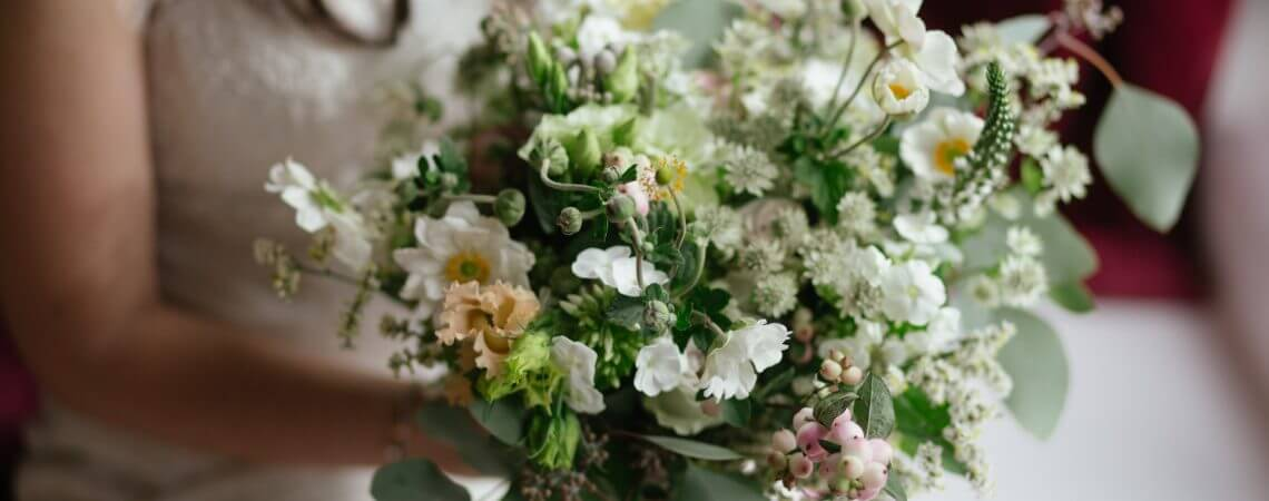 Best and Affordable Wedding Bouquet Ideas in Singapore